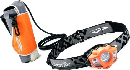 Camp and Hike Princeton Tec Apex Extreme LED Headlamp - built to withstand bad weather and cold temperatures    $104.95