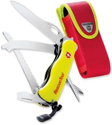 Camp and Hike Victorinox Swiss Army Rescue Tool
