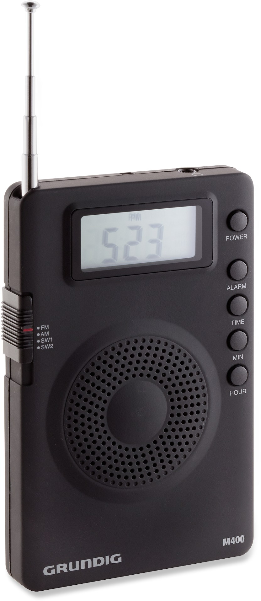 Camp and Hike Grundig Mini 400 Radio - only 3.2 ozs.