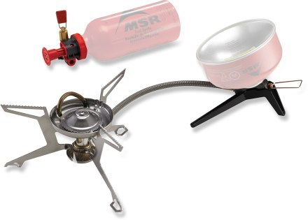 Camp and Hike MSR WhisperLite Universal Backpacking Stove