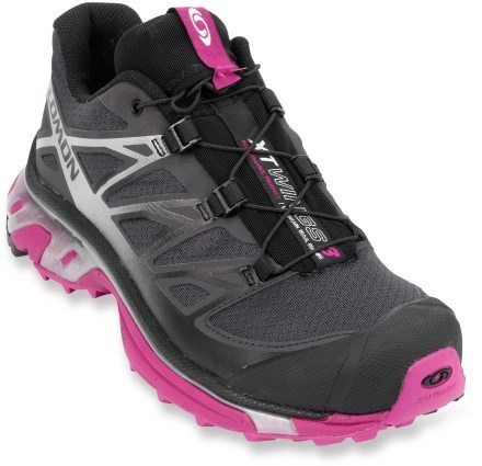 Camp and Hike Salomon XT Wings 3 Trail-Running Shoes - Women's