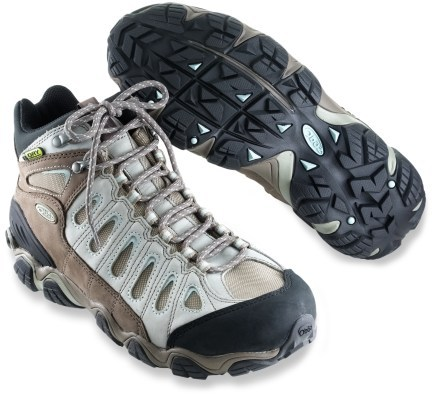 Camp and Hike Oboz Sawtooth Mid Hiking Boots - Women's