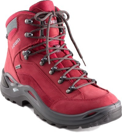Camp and Hike Lowa Renegade GTX Mid Hiking Boots - Women's