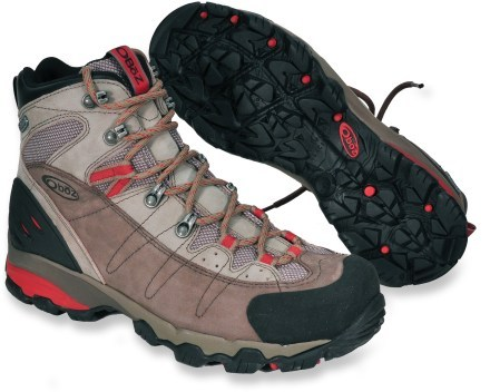 Camp and Hike Oboz Wind River Hiking Boots - Men's