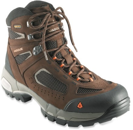 Camp and Hike Vasque Breeze 2.0 Mid GTX Hiking Boots - Men's