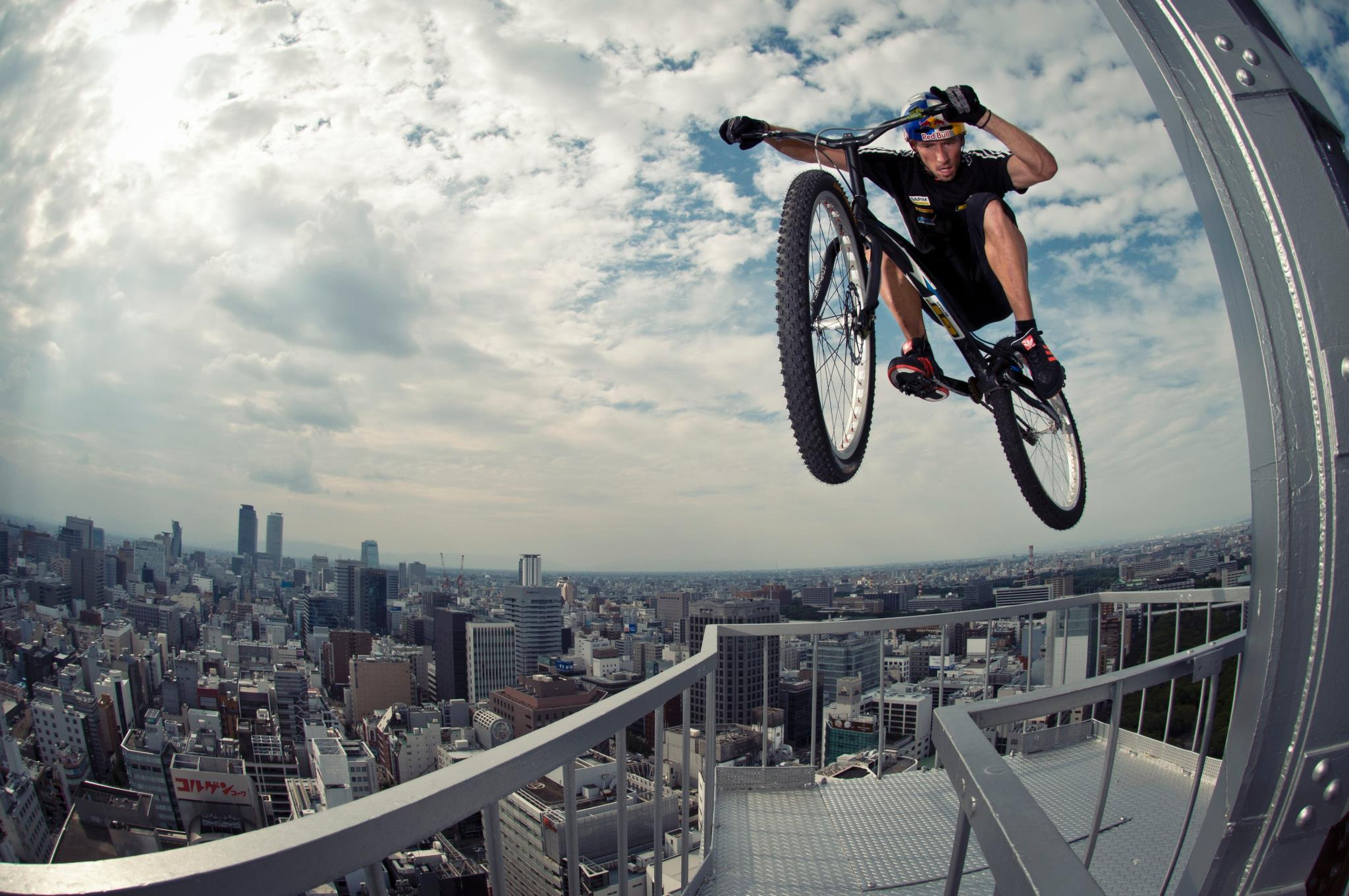 BMX Red Bull