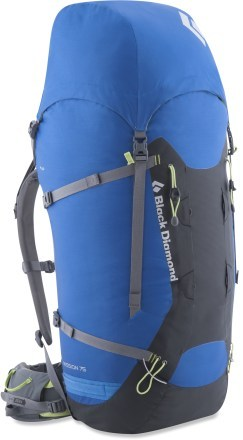 Climbing Black Diamond Mission 75 Pack
