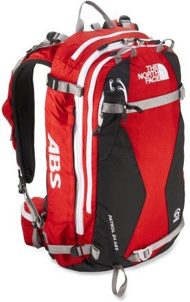 Climbing The North Face Patrol 24 ABS Avalanche Airbag Pack