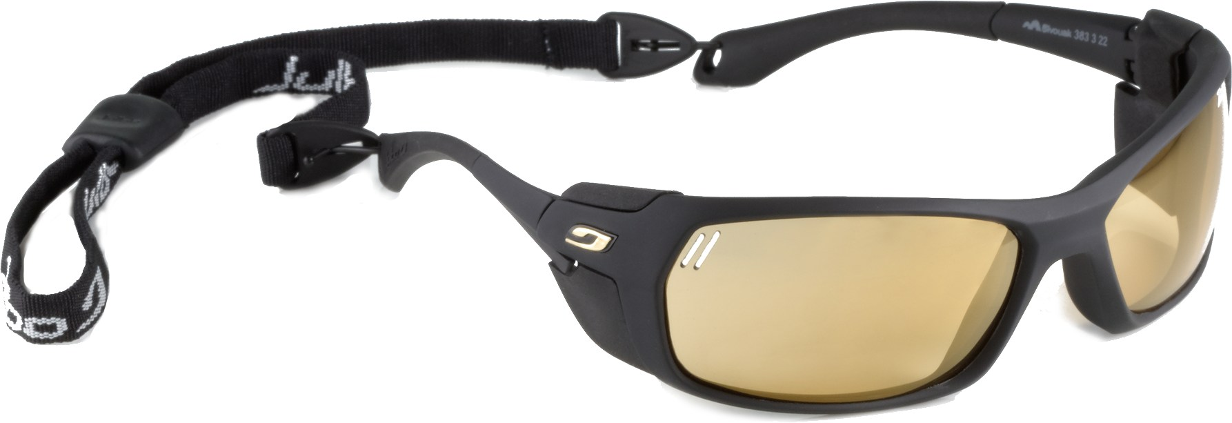 Climbing Julbo Bivouak Photochromic Glacier Sunglasses