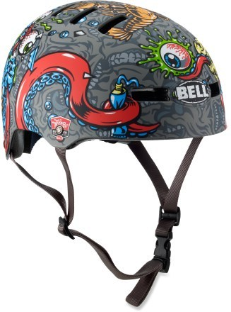 BMX Bell Faction Bike Helmet
