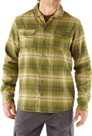 MTB Zoic Tradesman Flannel Bike Shirt - Men's