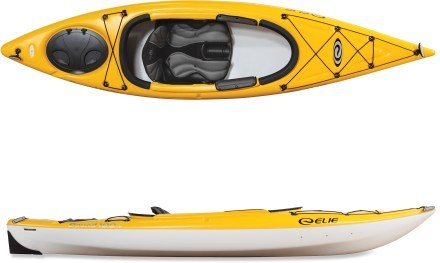 Kayak and Canoe Elie Sound 100 XE Kayak