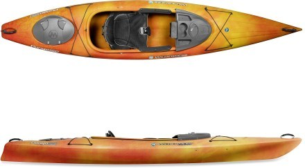 Kayak and Canoe Wilderness Systems Pungo 120 Kayak - 2012/2013