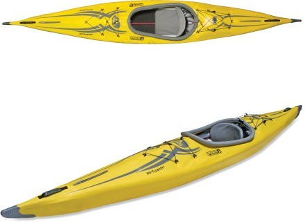 Kayak and Canoe Advanced Elements AirFusion Kayak