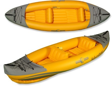 Kayak and Canoe Friday Harbor Adventure Tandem Inflatable Kayak