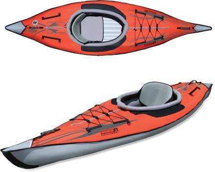 Kayak and Canoe Advanced Elements AdvancedFrame Kayak