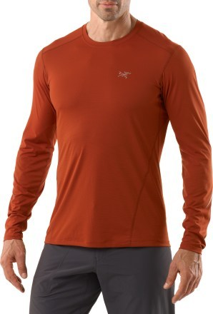 Fitness Arc'teryx Motus Long-Sleeve Crew Shirt - Men's