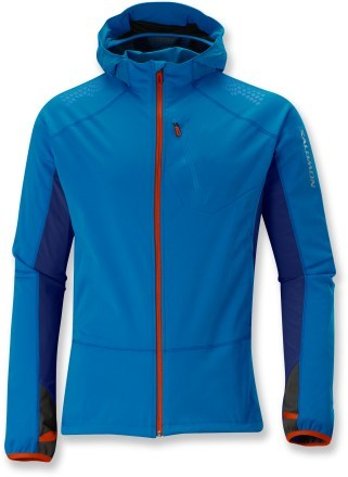Fitness Salomon XA WS Softshell Jacket - Men's