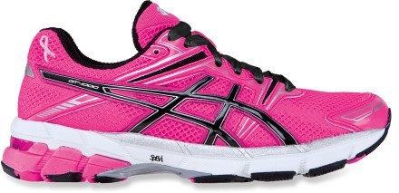 Fitness ASICS GT-1000 PR Road-Running Shoes - Women's
