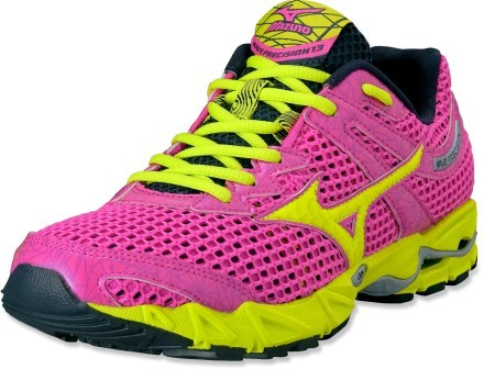Fitness Mizuno Wave Precision 13 Road-Running Shoes - Women's