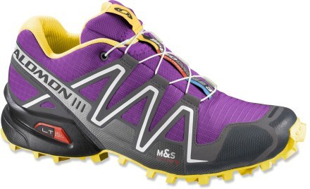 Fitness Salomon Speedcross 3 Trail-Running Shoes - Women's