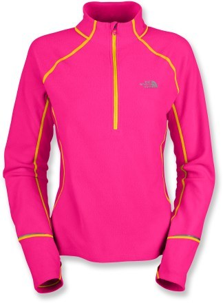 Fitness The North Face TKA 80 Hybrid Half-Zip Top - Women's
