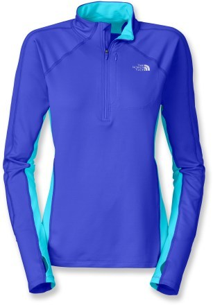 Fitness The North Face Impulse Quarter-Zip Shirt - Women's