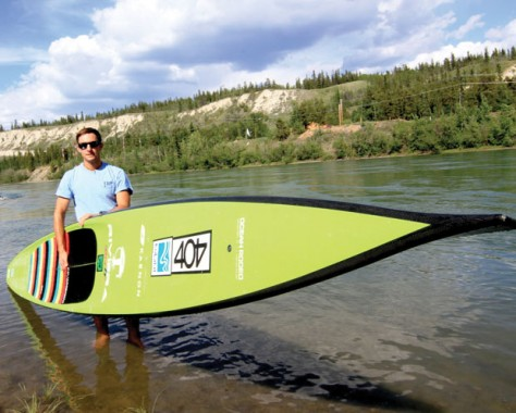 Kayak and Canoe Ben Friberg can look you in the eye and honestly tell you that he has lived his dreams.