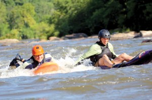 Kayak and Canoe Body boating is the next big evolution in river adventure.