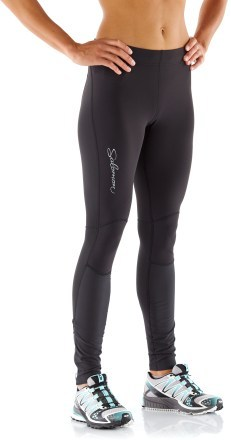 Fitness Salomon Momentum II Warm Tights - Women's