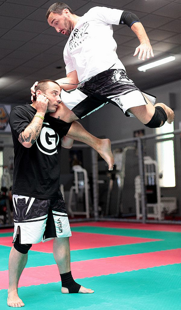 Martial Arts GKICKS - FIGHT'NESS Club / Fitness & Mixed Martial Arts