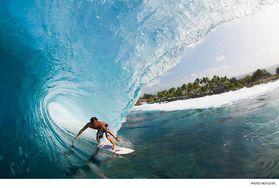 Surf Torrey Meister, Hawaii. Photo: Noyle/SPL