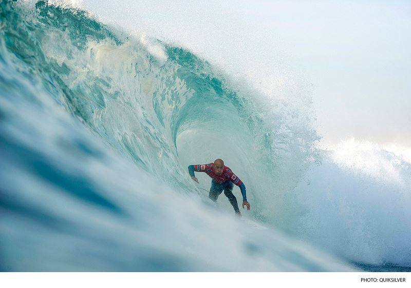 Surf Congratulations Kelly Slater, winner of the 2012 Quiksilver Pro France.