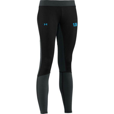 Camp and Hike The easiest route to a warm and mobile lower body has been tracked with the Under Armour Women's Basemap 1.5 Legging. Under Armour took its midweight 2.0 and lightweight 1.0 fabrics and built a baselayer that is insulated more at the upper section and less at the inner thigh and lower leg. This lets you retain and expel heat where needed to maintain a constant core temperature while hiking, riding, sipping hot toddies, or anything in between. Vented high-heat zones and moisture transfer also work to keep you comfy, and the ArmorBlock technology curbs microbial growth that leads to odor. - $45.47
