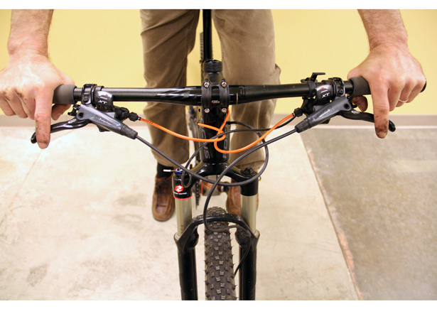 MTB Brake Setup 101: Dial in Your Levers.  Simple changes to the blade position can boost performance and comfort.  Article by Brian Fiske