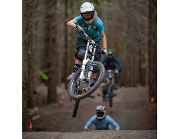 MTB Women: Ride Better