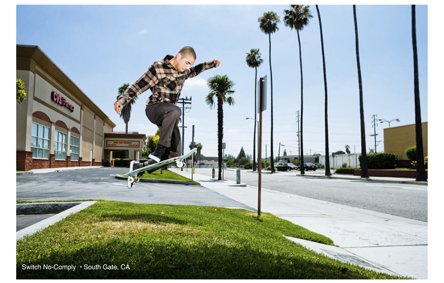 Skateboard Contenders: Victor Garibay   