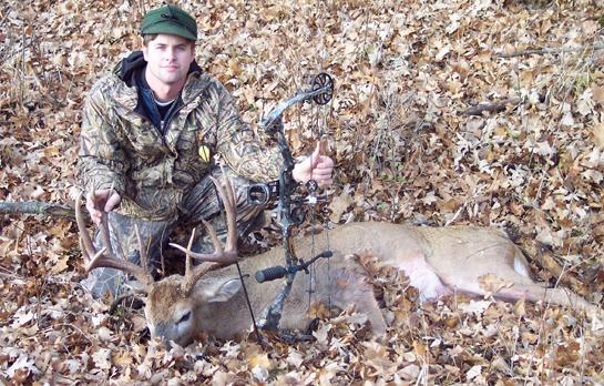 Hunting The 70-Hour-Wait South Dakota Buck.  Article by Marc Alberto