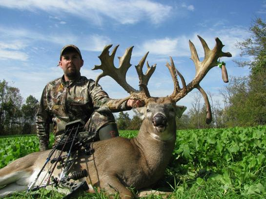 Hunting New State Record Buck from Ohio?  Article by Marc Alberto