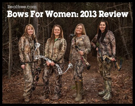 Hunting Our panel of female archers put four new bows to the test in the second-annual Realtree ladies' bow shootout. Click here to see the results: http://bit.ly/14WQfYf