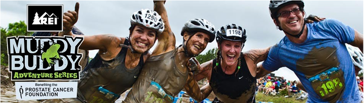 Fitness REI Members you get a discount on Muddy Buddy! More info on registration & classes: http://bit.ly/12oogdj  See you in the mud pit.