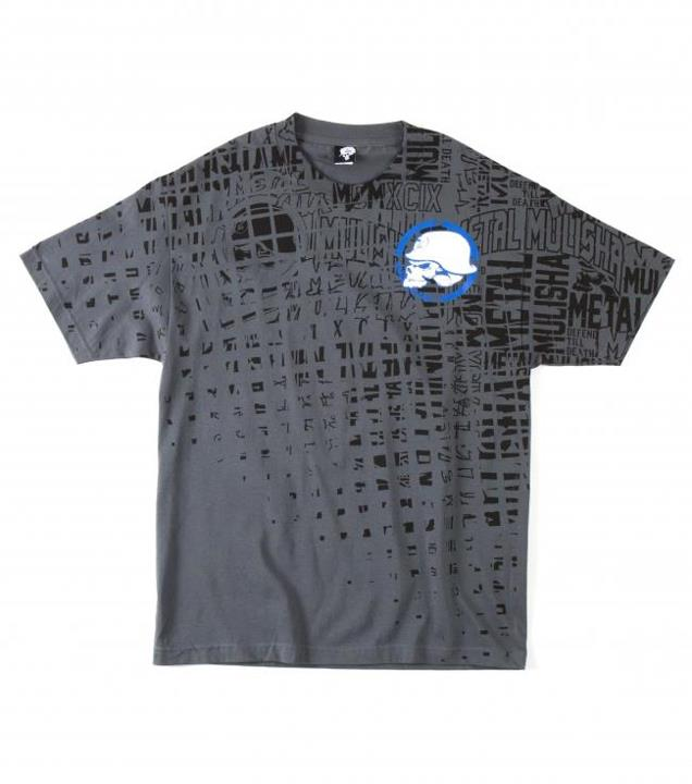 Motorsports SCOPE GRID TEE $24.00 STYLE # M335S18320 Metal Mulisha Mens tee. 100% Cotton. Screenprint. http://www.metalmulisha.com/shop/clothing/mens/tees/scope-grid-tee/
