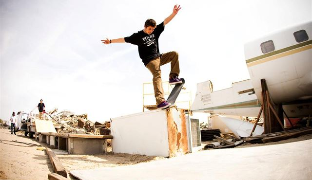 Skateboard Happy Birthday to Torey Pudwill!!!