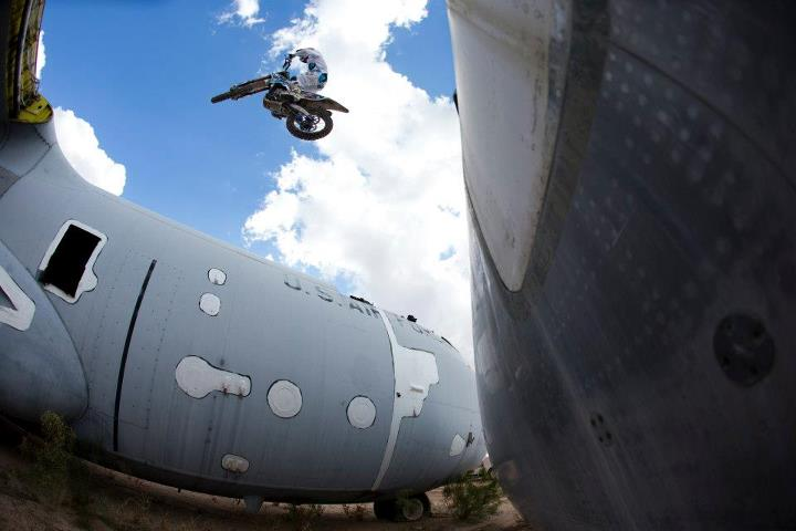 Motorsports AIR.CRAFT was such a great project to work on with Robbie Maddison. We can't wait to see what he does next.