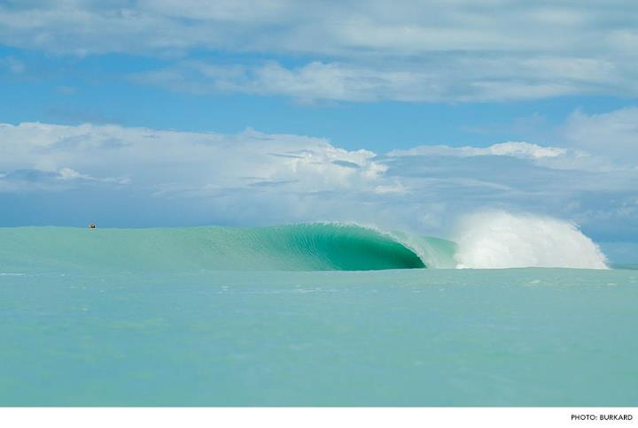 "Surf Watch the footage from the ""Mirage of the Caribbean"" feature in this month's issue.  WATCH HERE: http://bit.ly/10YWSIt"