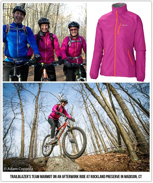 MTB Katie in our marketing department gives a review of the Marmot Stride Jacket. Find out why she loves it so much.