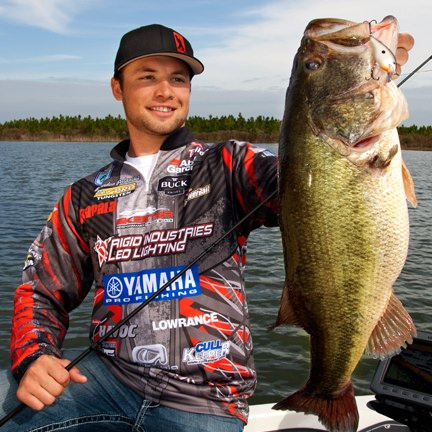 Fishing Brandon Palaniuk is sitting in 9th place after day 1 of the BASS Elite tournament on West Point Lake in GA, way to go Brandon!! Good luck tomorrow!