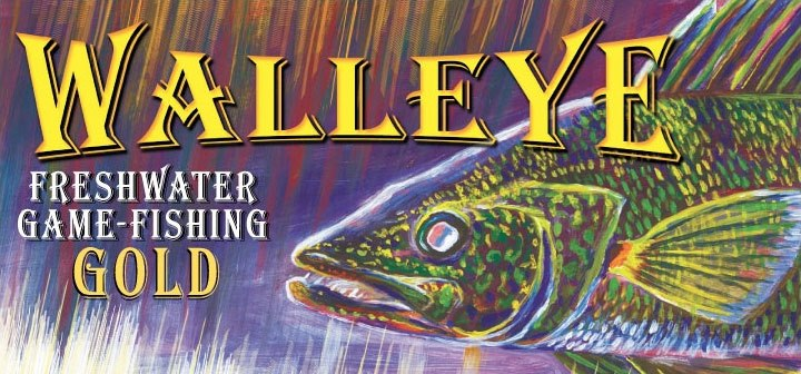 Fishing Walleye: Freshwater Game Fishing Gold  As open water fishing seasons commence around the country, Outdoor News has created a special infographic on walleyes to celebrate one of the most coveted of game fish.  Check it out at http://tinyurl.com/ODNwalleye