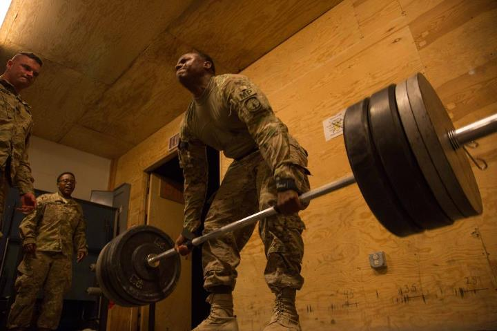 Guns and Military Raising the Bar!
