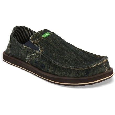 Surf Deter the loss of your valuables while keeping your stylish sensibilities intact with the Sanuk Pick Pocket shoes. - $65.00